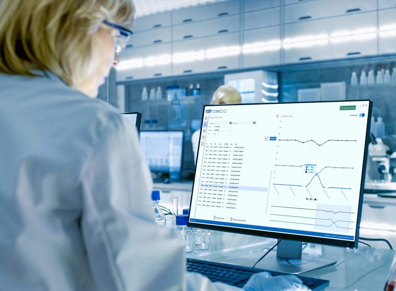 Software für Datenmanagement und -analyse